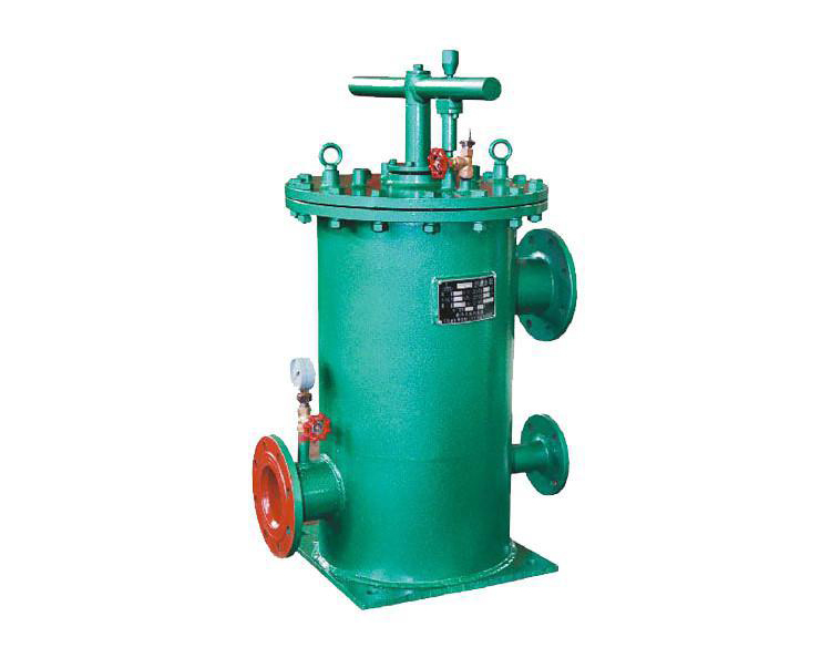 SFDL型手動濾水器
