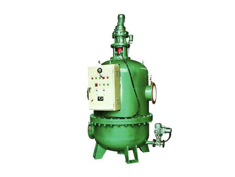 DLS-Ⅱ型全自动反冲滤水器