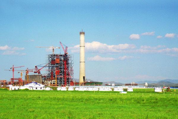 新疆農一師熱電廠